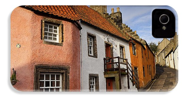 IPhone 4 Case featuring the photograph Culross by Jeremy Lavender Photography
