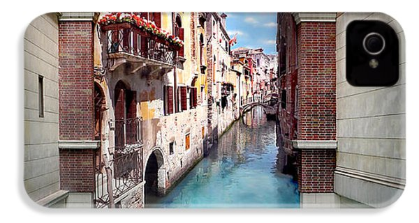 Dreaming Of Venice Panorama IPhone 4 Case