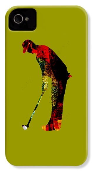 Golf Collection IPhone 4 Case