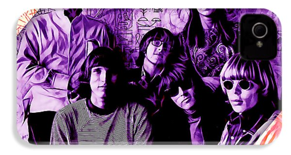 Jefferson Airplane Collection IPhone 4 Case