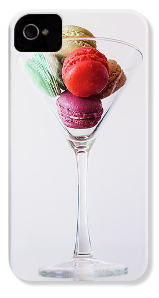 Macarons IPhone 4 Case by Happy Home Artistry
