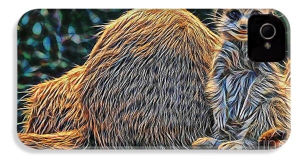 Meerkat IPhone 4 Case