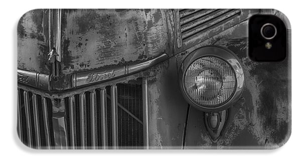 Old Ford Pickup IPhone 4 Case by Garry Gay