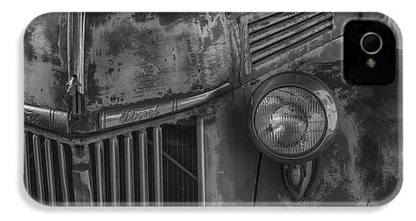 Old Ford Pickup IPhone 4 / 4s Case by Garry Gay