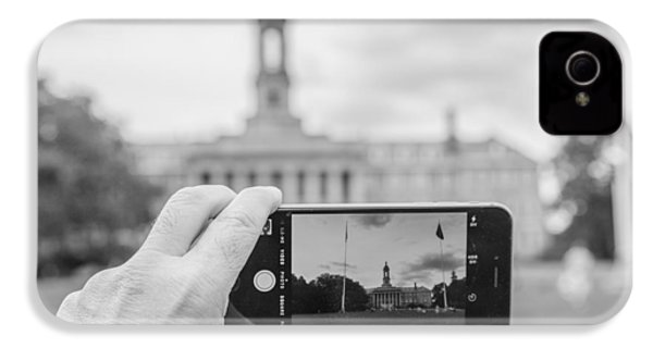 Old Main Penn State  IPhone 4 Case by John McGraw