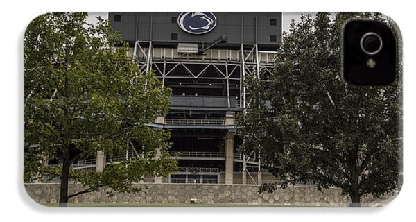 Penn State Beaver Stadium  IPhone 4 / 4s Case by John McGraw