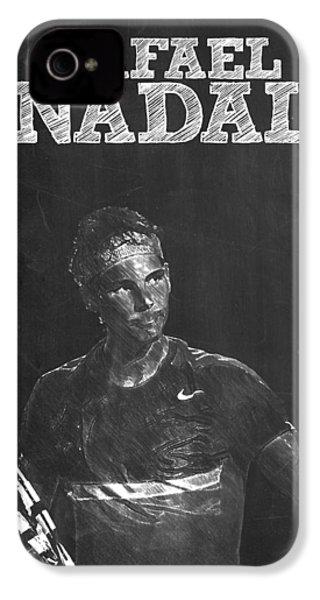 Rafael Nadal IPhone 4 Case