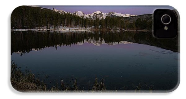 Sprague Lake IPhone 4 Case by Gary Lengyel