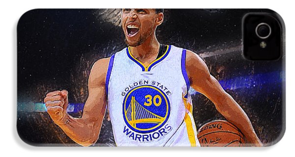 Stephen Curry IPhone 4 Case