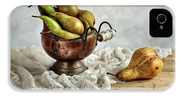 Still-life With Pears IPhone 4 Case