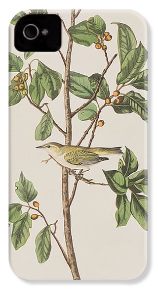 Tennessee Warbler IPhone 4 Case