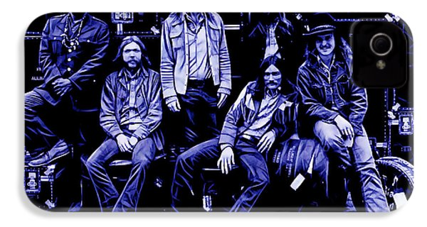 The Allman Brothers Collection IPhone 4 Case by Marvin Blaine