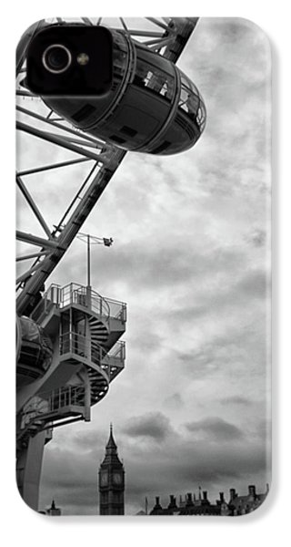 The London Eye IPhone 4 / 4s Case by Martin Newman