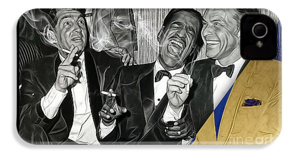 The Rat Pack Collection IPhone 4 Case