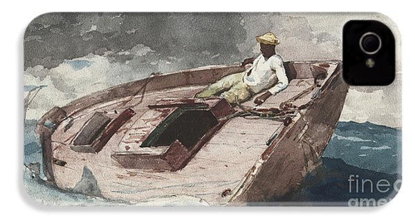 The Gulf Stream IPhone 4 Case by Winslow Homer