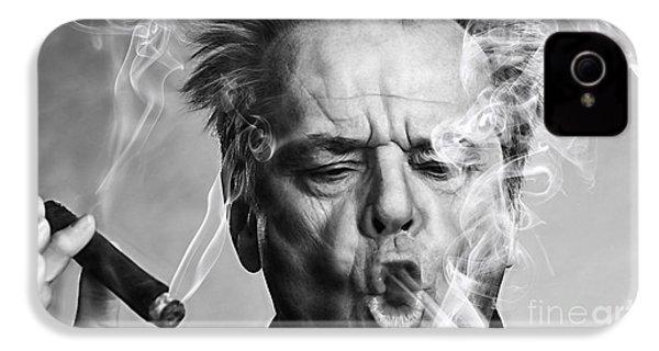 Jack Nicholson Collection IPhone 4 Case