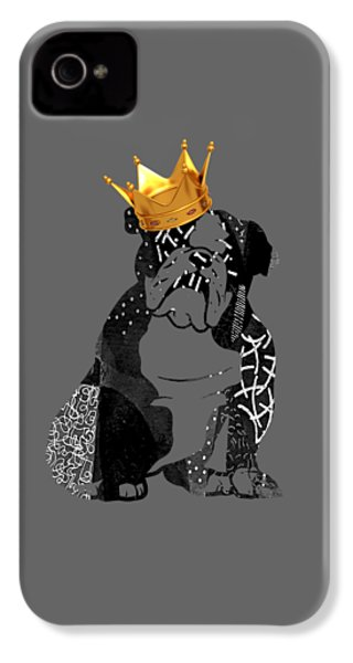 English Bulldog Collection IPhone 4 / 4s Case by Marvin Blaine