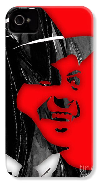 Frank Sinatra Collection IPhone 4 Case