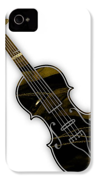 Violin Collection IPhone 4 Case