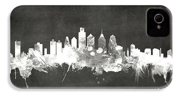 Philadelphia Pennsylvania Skyline IPhone 4 Case