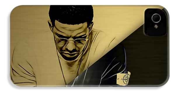 Drake Collection IPhone 4 / 4s Case by Marvin Blaine