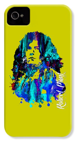 Robert Plant Collection IPhone 4 Case