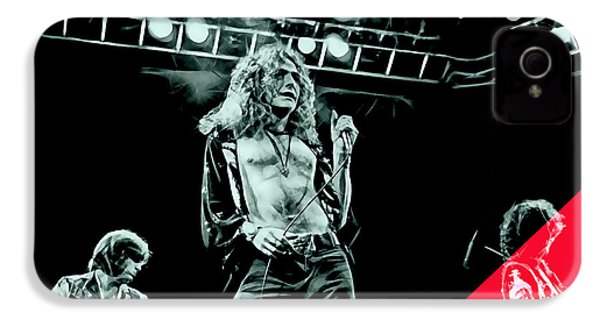 Led Zeppelin Collection IPhone 4 Case