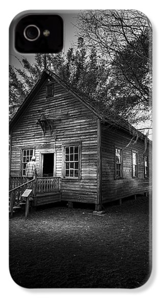 1800's Florida Church IPhone 4 Case by Marvin Spates