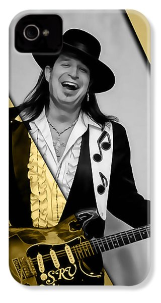 Stevie Ray Vaughan Collection IPhone 4 Case by Marvin Blaine