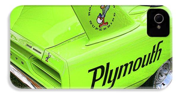 1970 Plymouth Superbird IPhone 4 Case