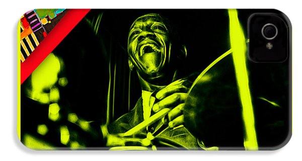 Art Blakey Collection IPhone 4 Case