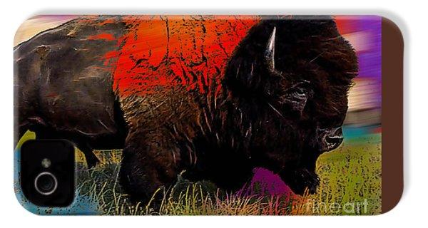 Buffalo Collection IPhone 4 Case