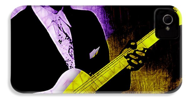 Elmore James Collection IPhone 4 / 4s Case by Marvin Blaine