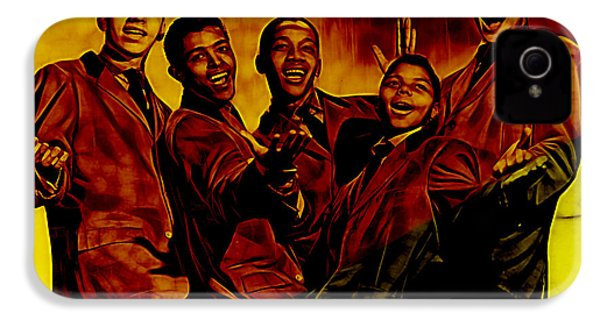 Frankie Lymon Collection IPhone 4 / 4s Case by Marvin Blaine