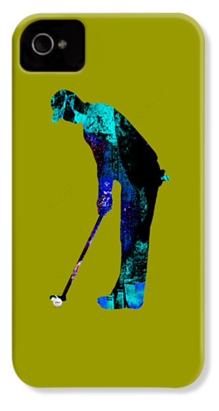 Golf Collection IPhone 4 / 4s Case by Marvin Blaine