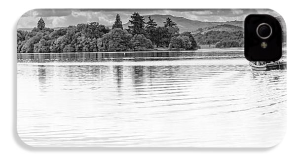 Lake Of Menteith IPhone 4 Case by Jeremy Lavender Photography
