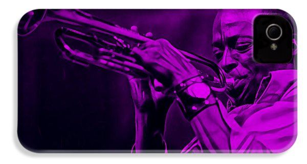 Miles Davis Collection IPhone 4 Case by Marvin Blaine