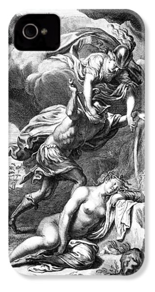 Mythology: Perseus IPhone 4 / 4s Case by Granger