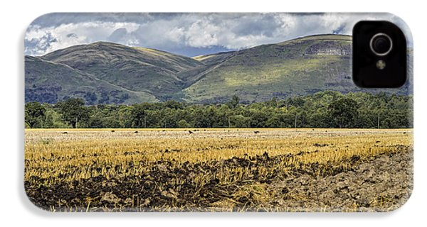 Ochil Hills IPhone 4 Case by Jeremy Lavender Photography