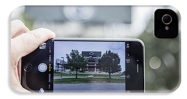 Penn State Beaver Stadium  IPhone 4 / 4s Case by John McGraw