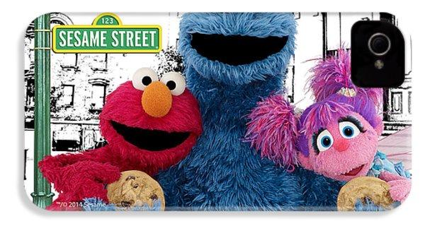 Sesame Street IPhone 4 Case
