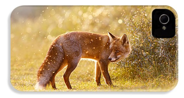 The Fox And The Fairy Dust IPhone 4 Case