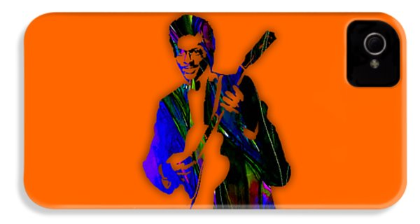 Chuck Berry Collection IPhone 4 Case