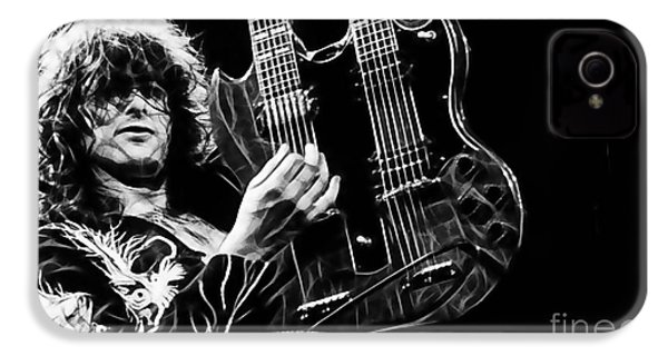 Jimmy Page Collection IPhone 4 Case