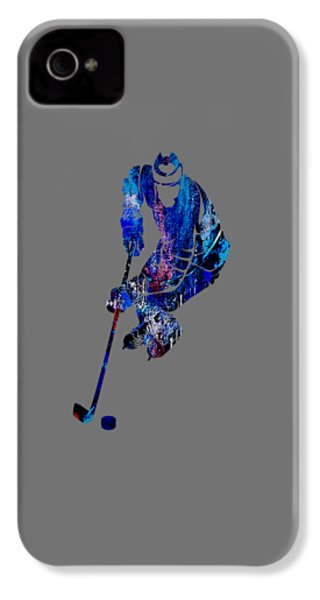 Hockey Collection IPhone 4 / 4s Case by Marvin Blaine