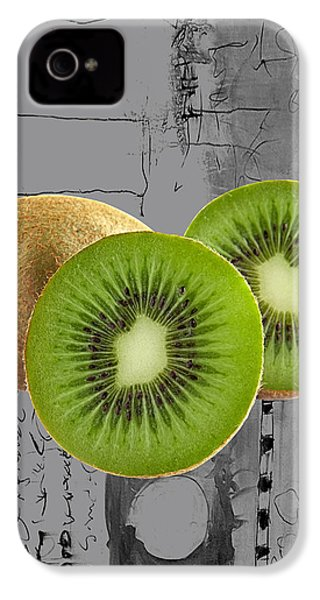 Kiwi Collection IPhone 4 Case