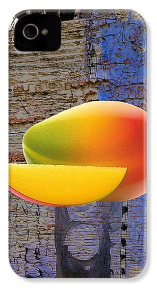 Mango Collection IPhone 4 Case