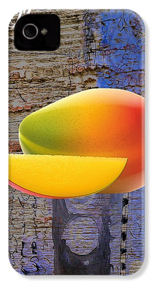 Mango Collection IPhone 4 / 4s Case by Marvin Blaine