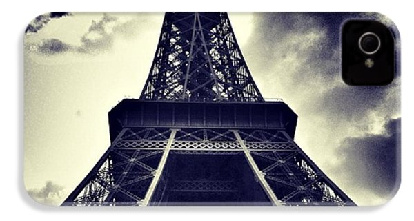 #paris IPhone 4 Case by Ritchie Garrod