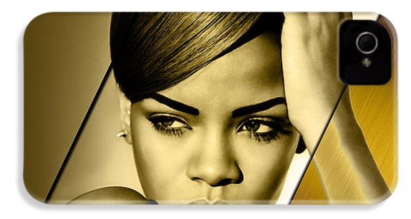 Rhianna Collection IPhone 4 / 4s Case by Marvin Blaine